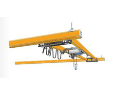 KBK flexible combined low clearance double girder s